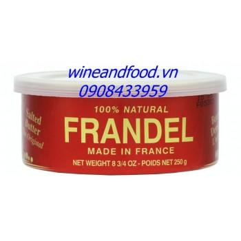 Bơ Pháp Frandel 250g