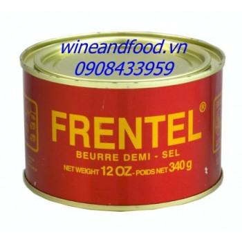 Bơ Pháp Frentel 340g