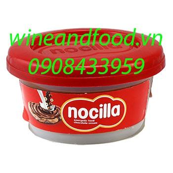 Bơ socola hạt dẻ Nocilla 135g