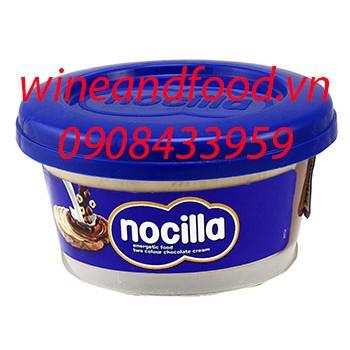 Bơ socola kem hạt dẻ Nocilla 135g