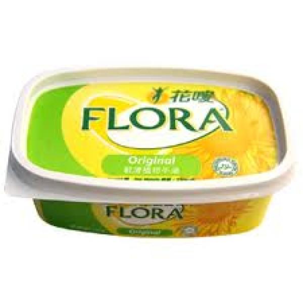 Bơ thực vật Flora Original 500g