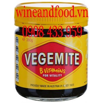 Bơ Vegemite B Vitamins for Vitality 380g