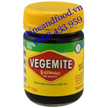 Bơ Vegemite Gluten Free hũ 235g