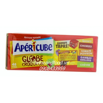 Phô mai Apericube 48 viên Đỏ