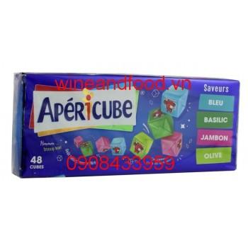 Phô mai Apericube xanh 48 viên