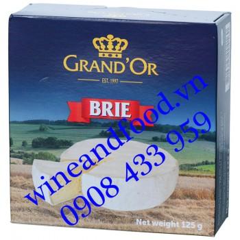 Phô mai Brie Grand'Or 125g