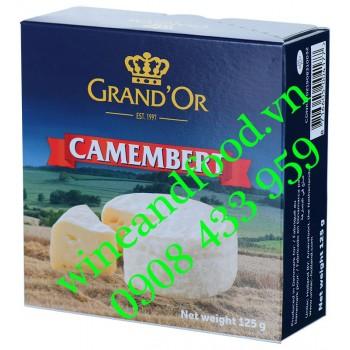 Phô Mai Camembert Grand'Or 125g