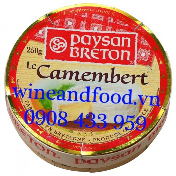 Phô mai Camembert Paysan Breton 250g