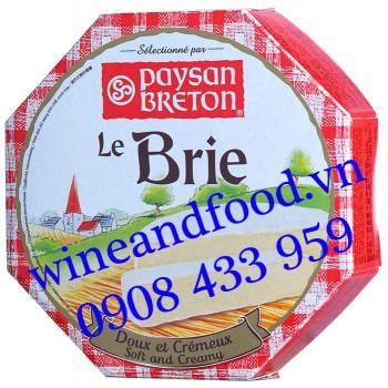 Phô mai Le Brie Paysan Breton 125g
