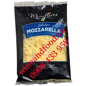Phô Mai Miraflores Mozzarella túi 250g