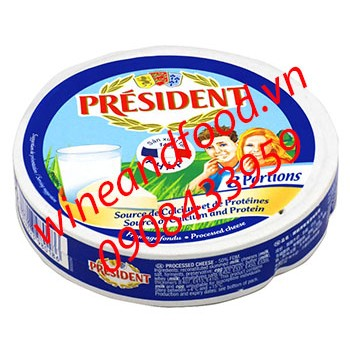 Phô mai President 140g