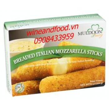 Phô mai que Mozzarella Muldoon 224g