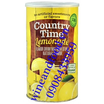 Bột trái cây Country Time chanh 2kg33