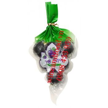 Thạch nổ Nho đen Kyoho Jelly 210g