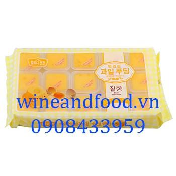 Thạch rau câu trứng Hàn Quốc Good Taste 480g