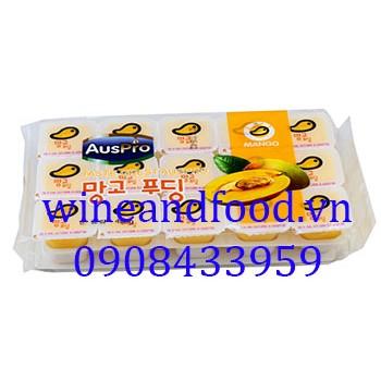 Thạch rau câu xoài Hàn Quốc Auspro 480g