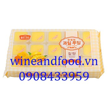 Thạch rau câu xoài Hàn Quốc Good Taste 480g