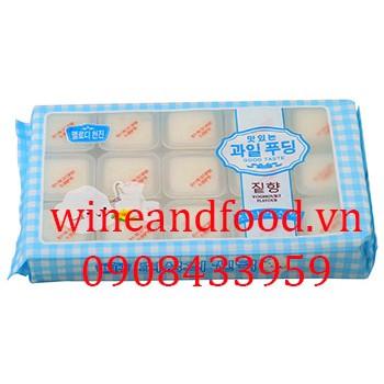 Thạch rau câu yoghourt Hàn Quốc Good Taste 480g