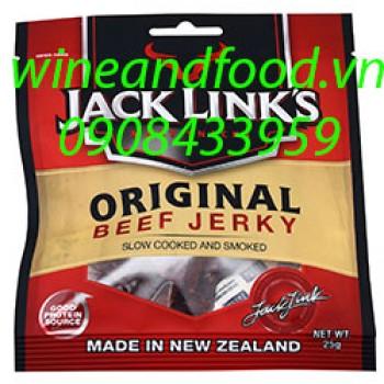 Khô bò Jack Link's Original Beef Jerky 25g