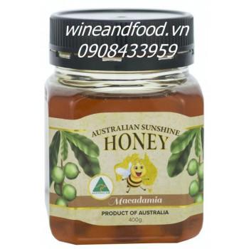 Mật Ong từ hoa Macadamia 400g