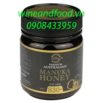 Mật ong Manuka Only Nature 830+ 250g
