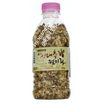 Gạo lức táo đỏ Hàn Quốc sấy 150g