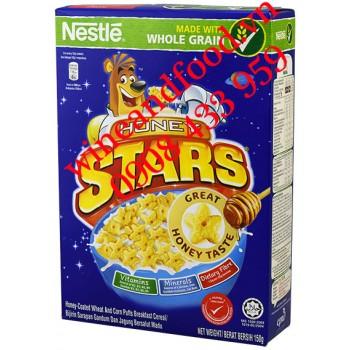 Ngũ cốc ăn sáng Honey Stars Nestlé 150g