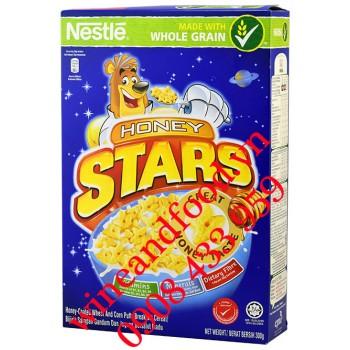 Ngũ cốc ăn sáng Honey Stars Nestlé 300g