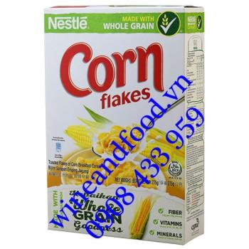 Ngũ cốc bắp Corn Flakes Nestle 275g