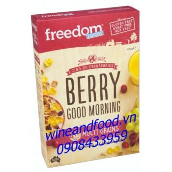 Ngũ cốc hạt hỗn hợp berry Good Morning 450g