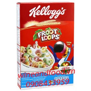 Ngũ cốc Kellogg's Froot Loops 300g