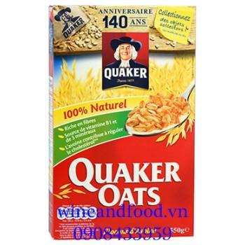 Yến mạch Quaker Oats 550g