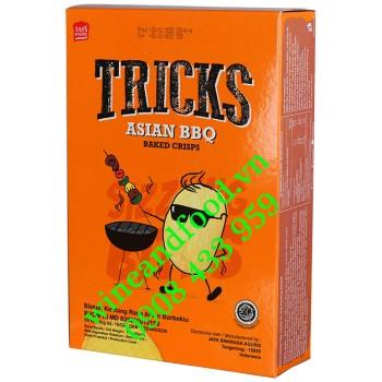 Bánh khoai Tây chiên Asian BBQ Tricks 180g