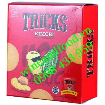 Bánh khoai tây chiên Kimchi Tricks 72g