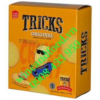 Bánh khoai tây chiên Original Tricks 72g