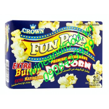 Bắp rang bơ Fun Pop 297g