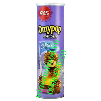 Bắp rang Omypop Belgian Darkcoco 85g