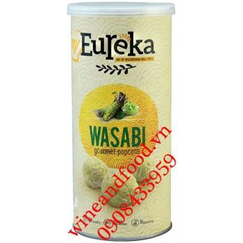 Bắp rang vị Wasabi Eureka lon 70g