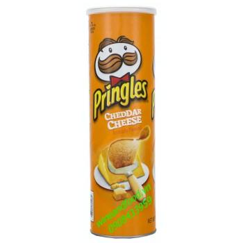 Khoai tây chiên Pringles phô mai 169g