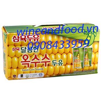 Sữa bắp Hàn Quốc hộp 20 túi