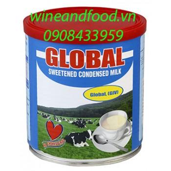 Sữa đặc có đường Global 1kg