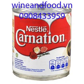 Sữa đặc có đường Nestle Carnation 370g