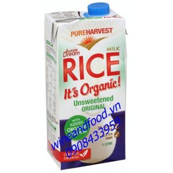 Sữa gạo Pure Harvest 1l