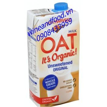 Sữa yến mạch Pure Harvest 1l