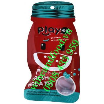 Kẹo xí muội Playmore Dưa Hấu túi 12g