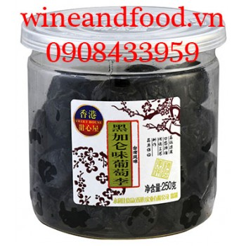 Xí muội Blackurrant Sweet House 250g