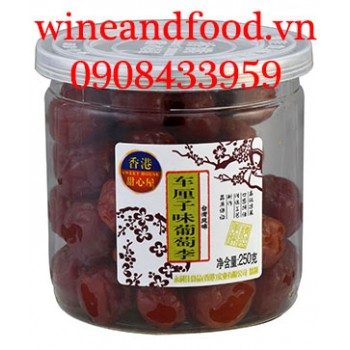 Xí muội cherry Sweet House 250g