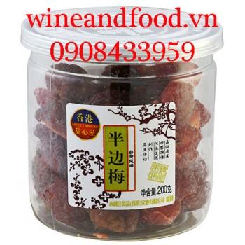 Xí muội Hồng khô Đài Loan Sweet House 200g