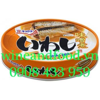 Cá mòi hầm súp Miso 100g