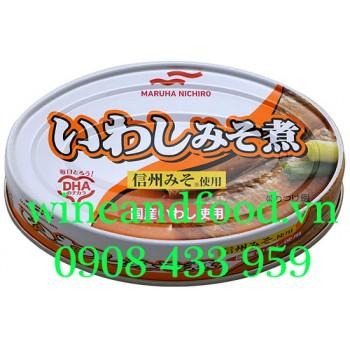 Cá Mòi hấp sốt Miso Maruha Nichiro 100g